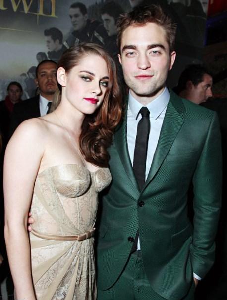 Kristen Stewart And Robert Pattinson Dating 2009