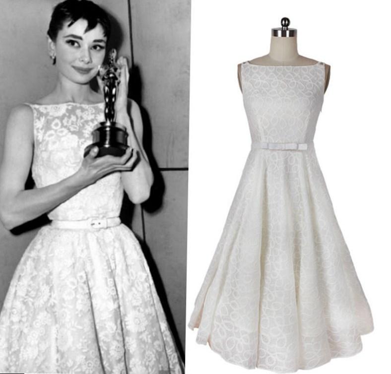 Audrey Hepburns Looks And Fashion Photos