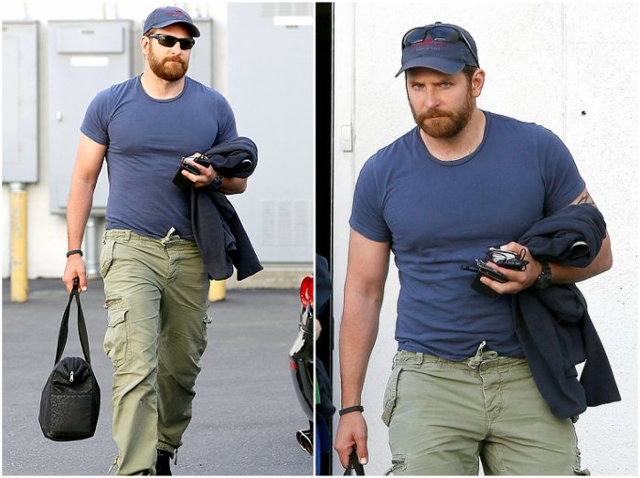 Celebrity Bradley Coop... Bradley Cooper Weight