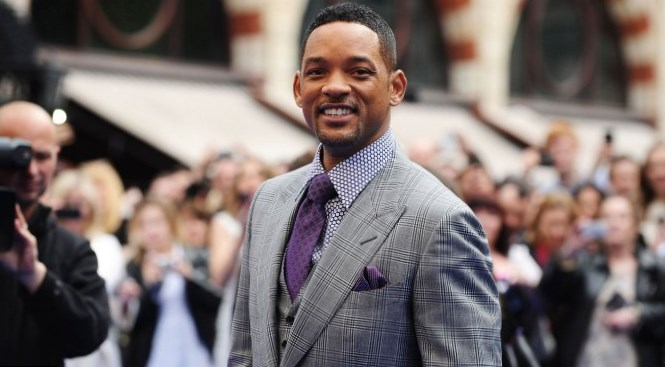 Will Smith height, weight and age