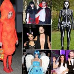 Top Celebrity Halloween Costumes'14