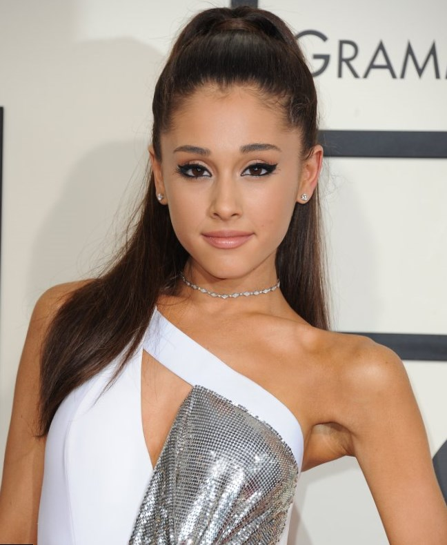 Celebrity Ariana Grande Weight Height And Age