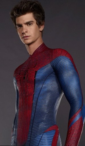 andrew garfield weight height and age