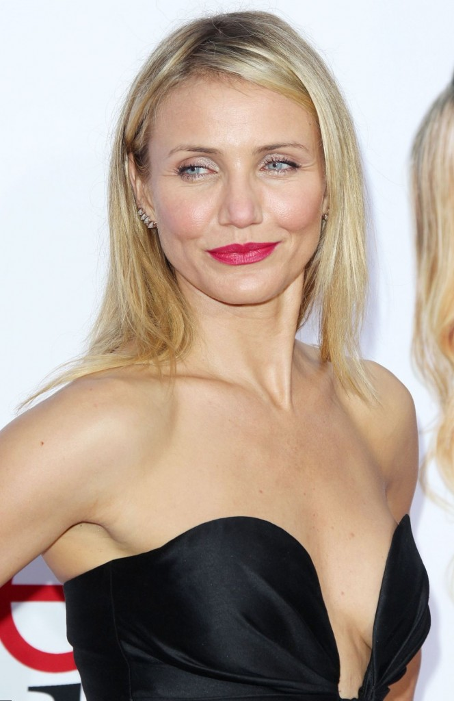 Cameron Diaz - Weight, Height and Age Cameron Diaz