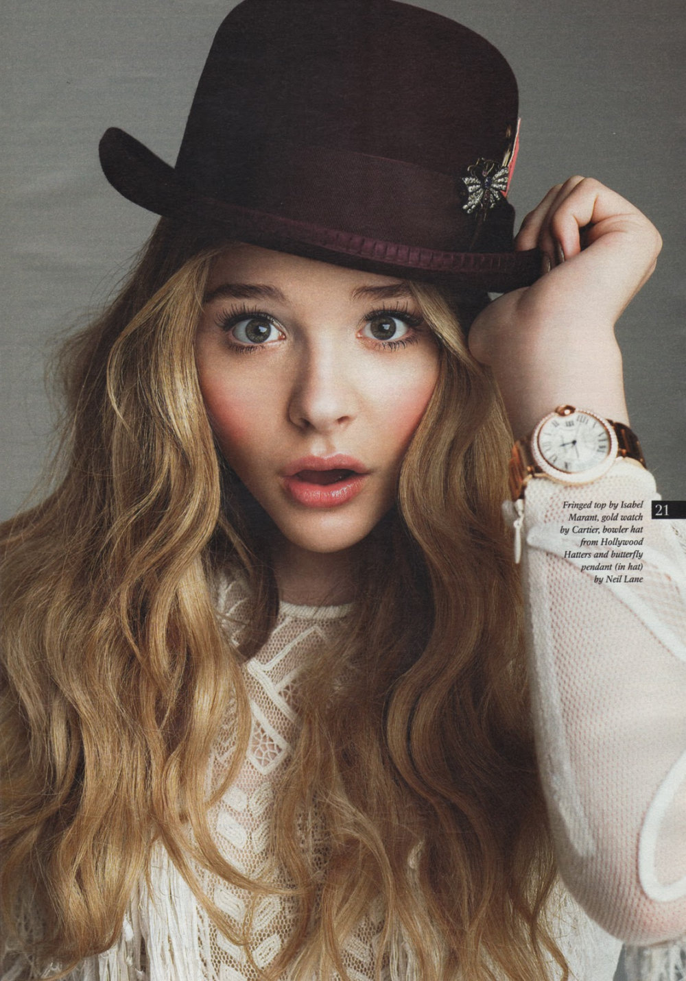 chloe grace moretz - the list of best movies