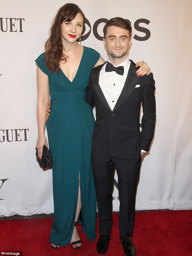 Image Gallery how tall daniel radcliffe