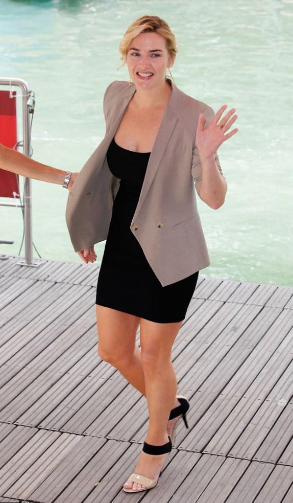 Celebrity Kate Winslet - Top 5 looks
