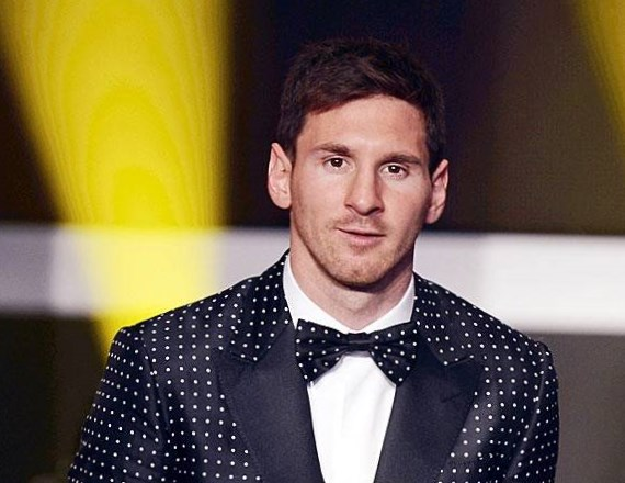 Lionel Messi's height, weight and age