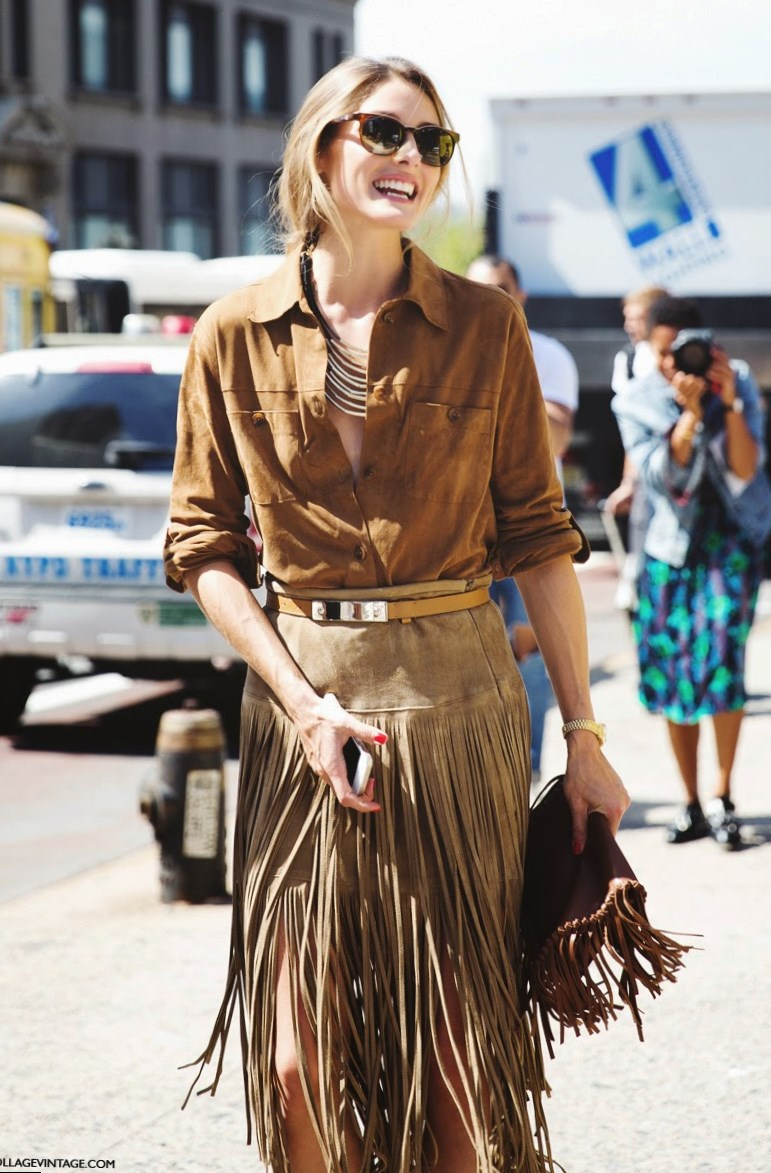 Olivia Palermo style & looks