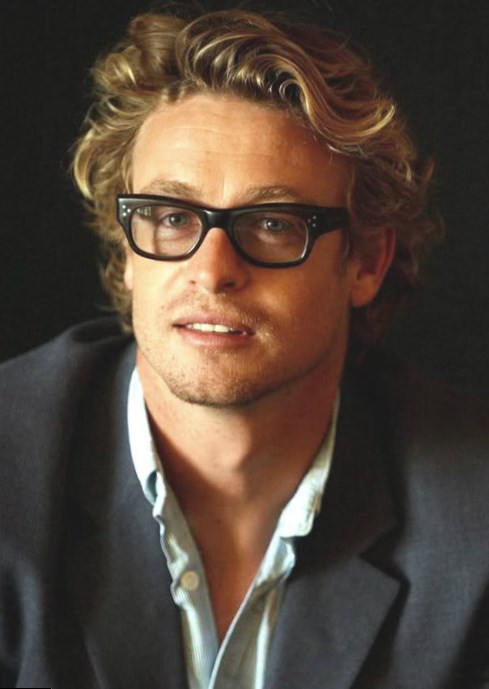 Celebrity Simon Baker ...