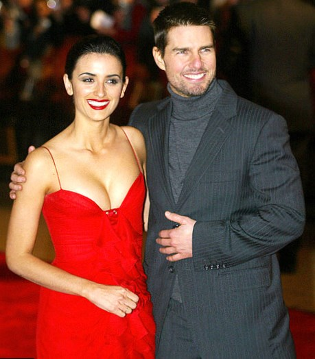 penelope cruz and tom cruise relationship with his mother