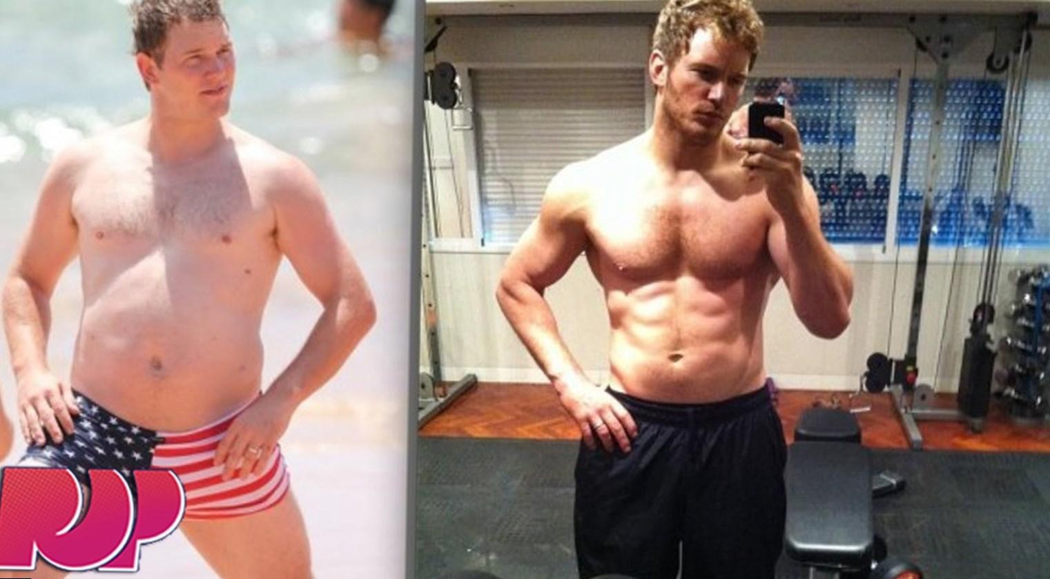 Chris Pratt Weight Loss Chris Pratt