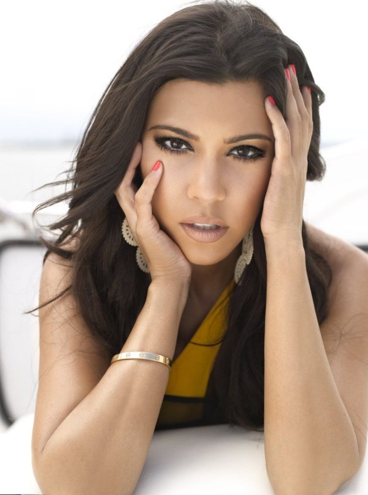 Kourtney Kardashian Fashion Style