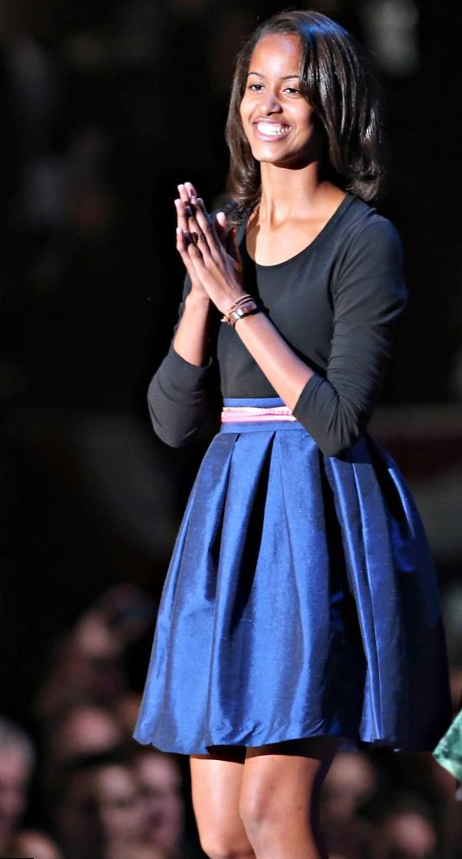 Malia Ann Obama >> Malia Obama - Weight, Height and Age