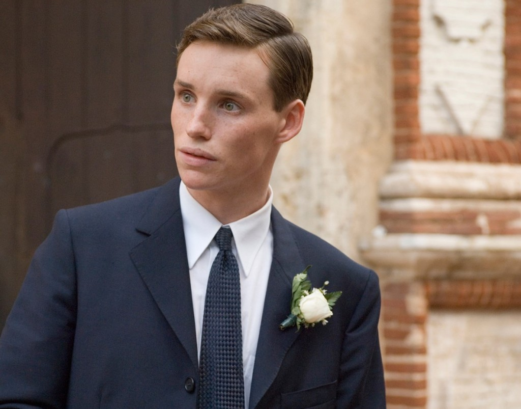 Eddie Redmayne in The Good Shepherd