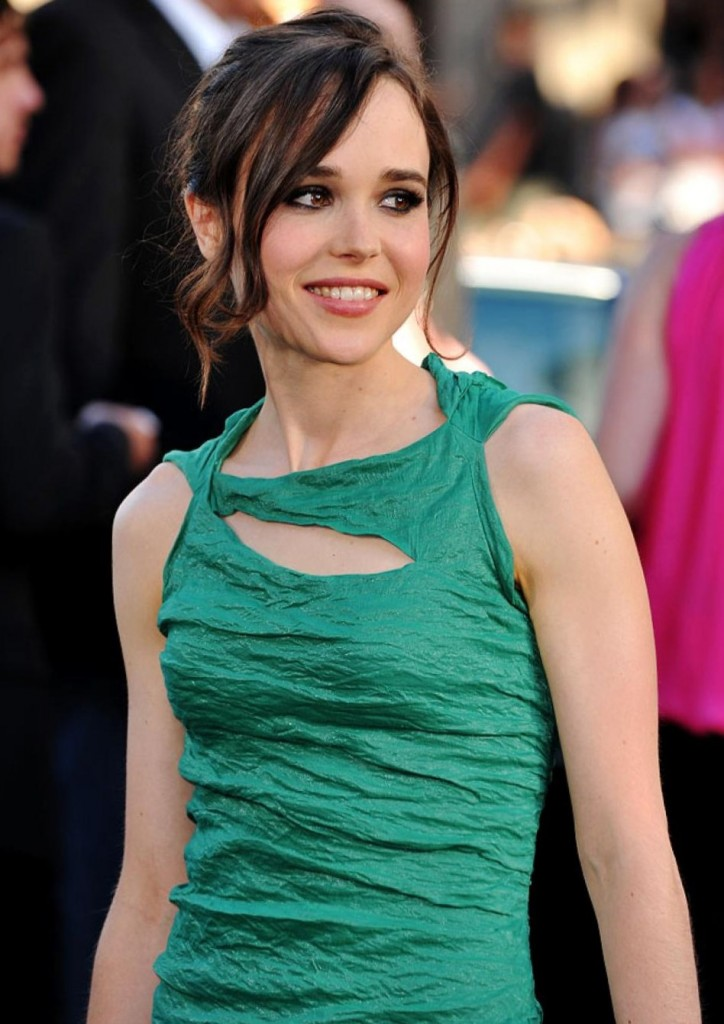 Ellen Page - Weight, Height and Age Ellen Page