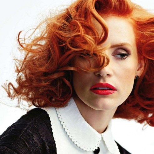Jessica Chastain - looks & style - photos