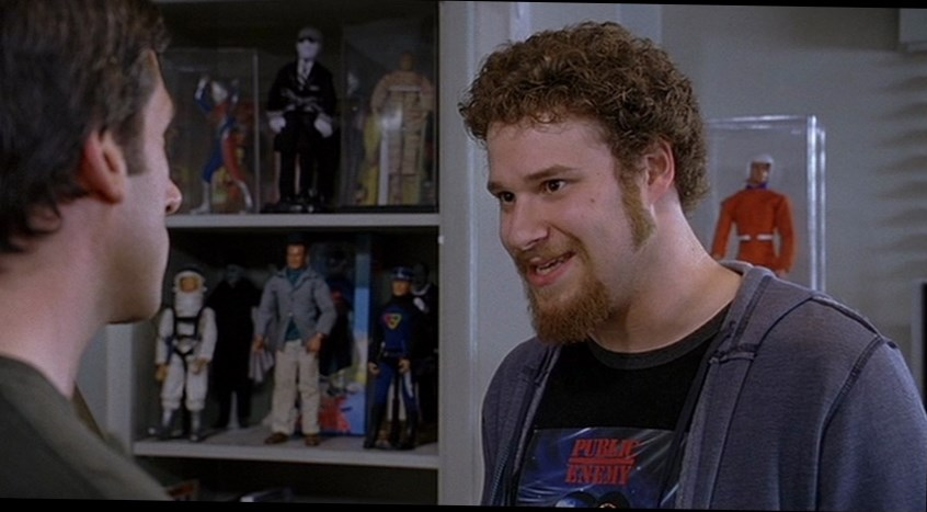 Seth Rogen in The 40 Year Old Virgin