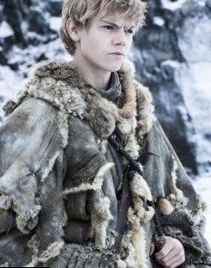 Thomas Sangster in Game of Thrones