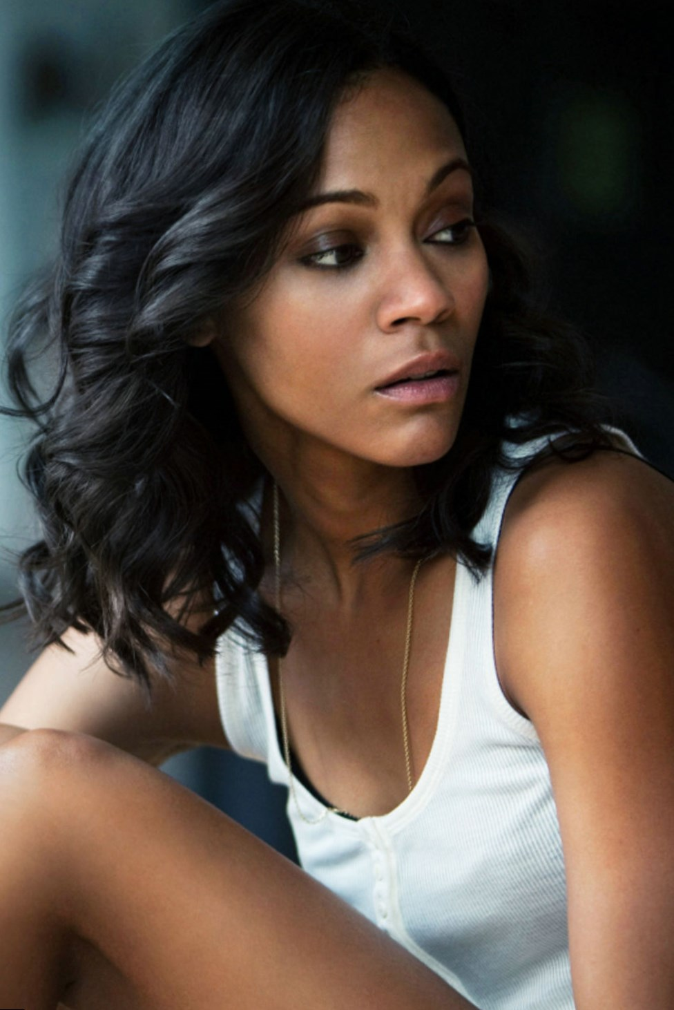 Zoe Saldana Best Movies Photos Video