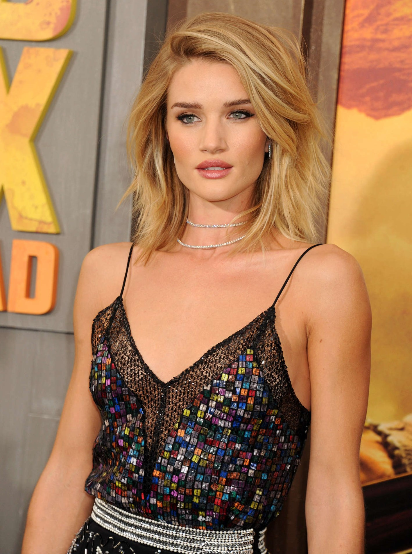 Rosie Huntington-Whiteley - Best Looks & Style Rosie Huntington Whiteley