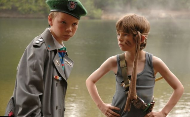 Will Poulter in The Son of a Rambow