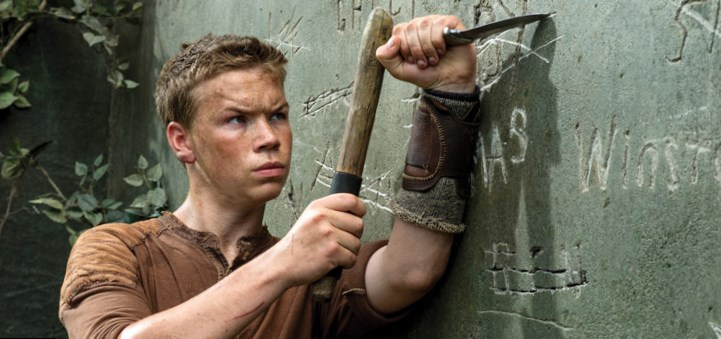 Will Poulter in Maze Runner