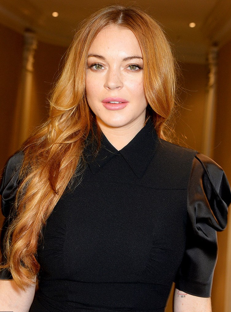 Lidnsey lohan galleries 18