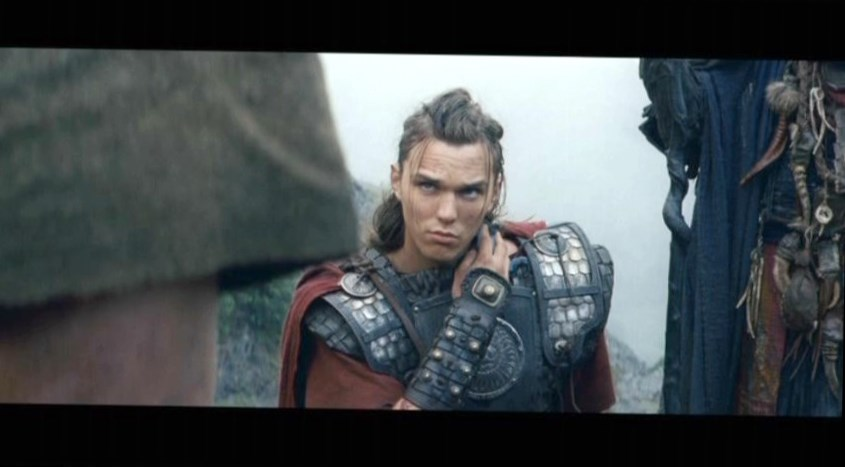 Nicholas Hoult Clash of the Titans
