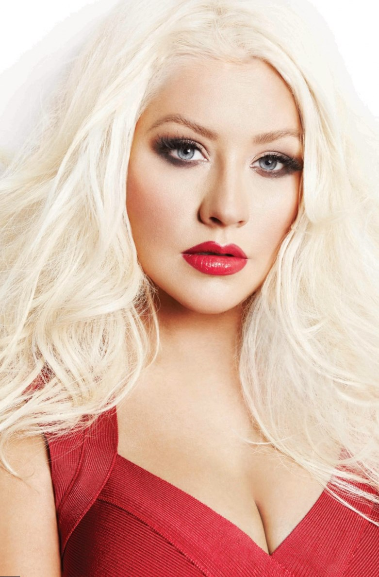 Christina Aguilera Nude Photos 50