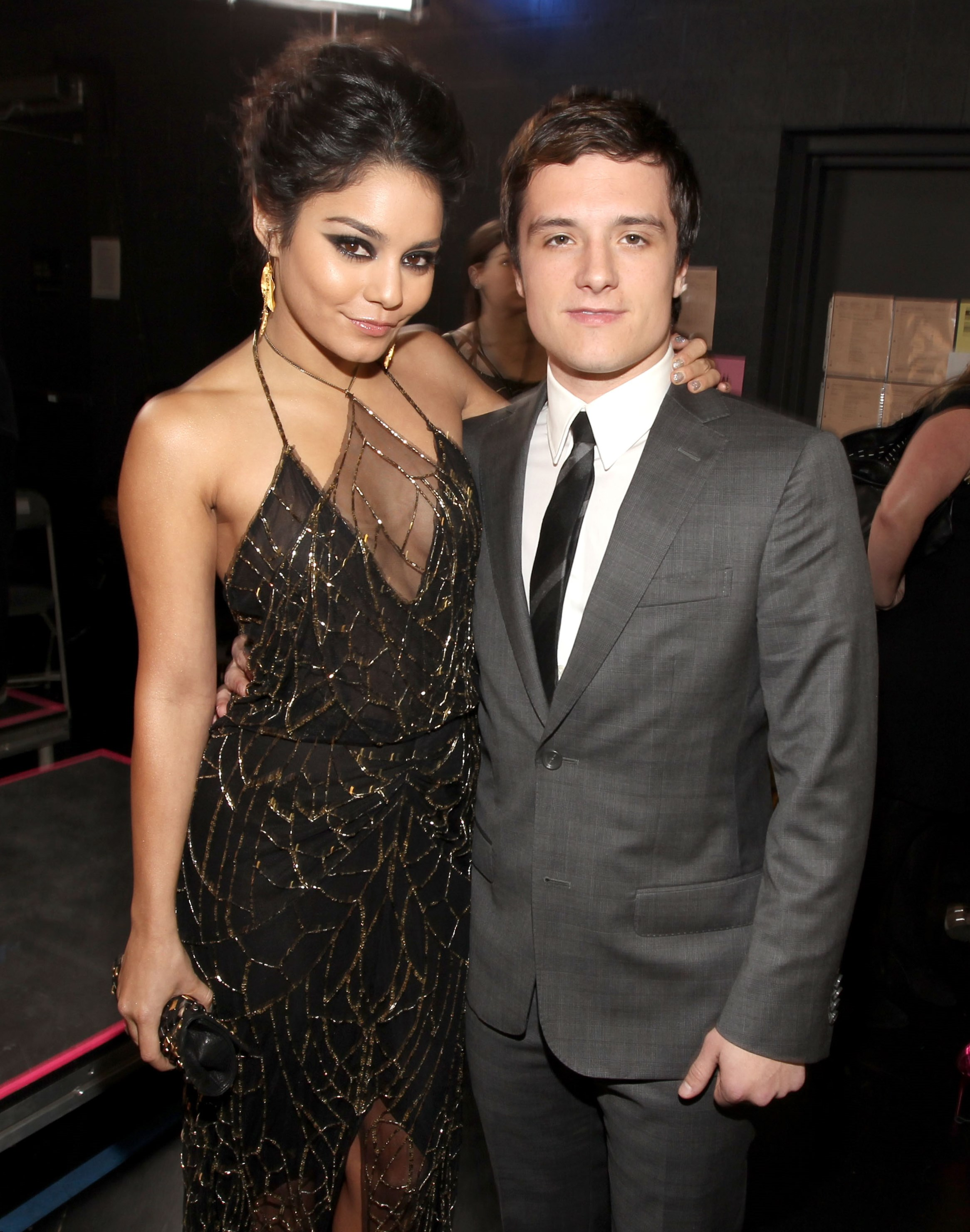 hutcherson dating Vanessa hudgens in 2018: still dating her boyfriend austin butler how rich is she does vanessa hudgens have tattoos does she smoke + body measurements & other facts.
