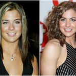 A former model Gemma Atkinson turned into an impressive bodybuilder