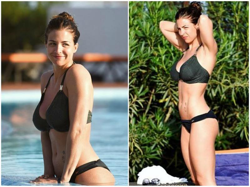 Gemma Atkinson`s height, weight and age