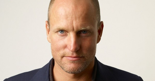 """TORONTO, ON - SEPTEMBER 09:  ***EXCLUSIVE ACCESS***   Actor Woody Harrelson from the film """"Battle in Seattle"""" poses for a portrait in the Chanel Celebrity Suite at the Four Season hotel during the Toronto International Film Festival 2007 on September 9, 2007 in Toronto, Canada.  (Photo by Matt Carr/Getty Images)"""