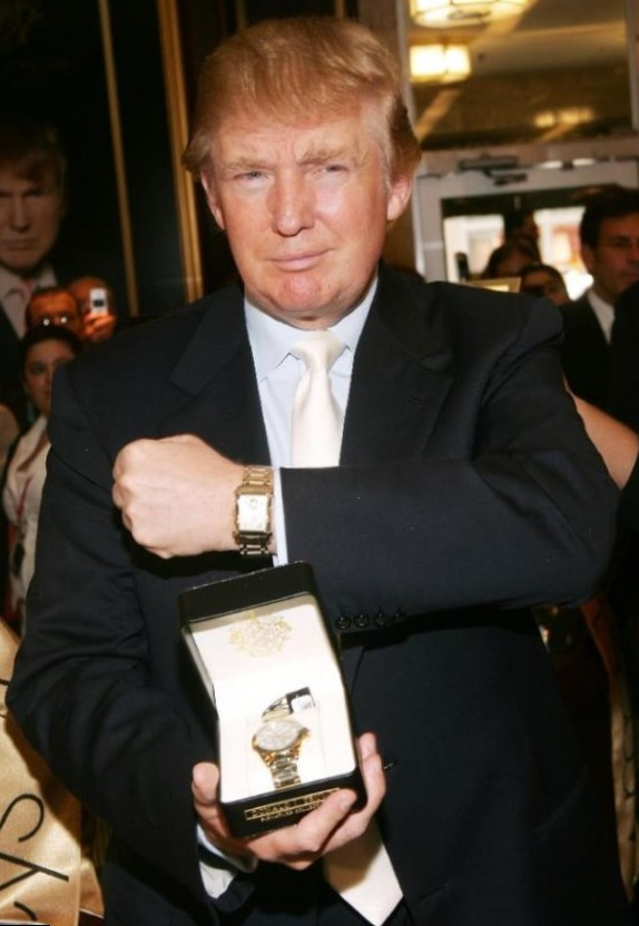 Donald Trump - Celebrity Style
