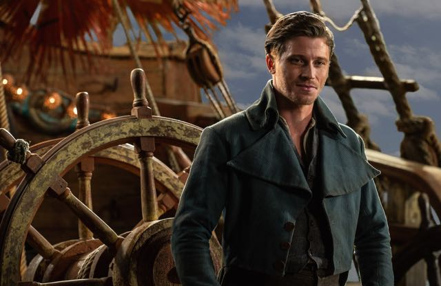 Garrett Hedlund best movies and TV show:pan