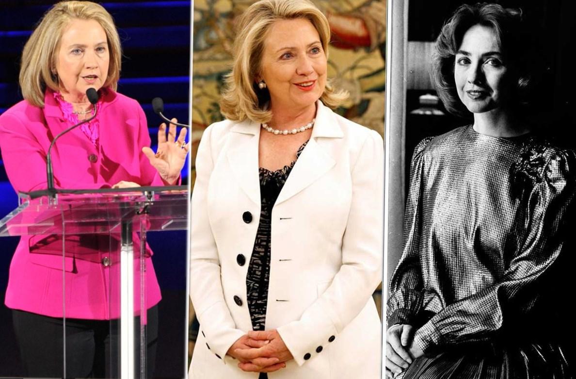 Hillary Clinton Celebrity Style