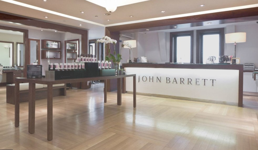 John Barrett Salon at the Fifth Avenue