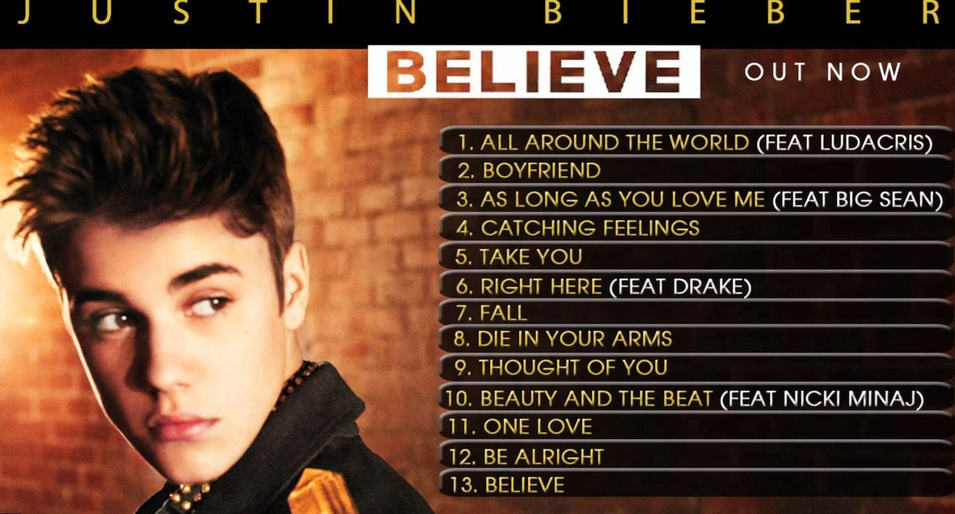 Justin Bieber - Best songs and Albums