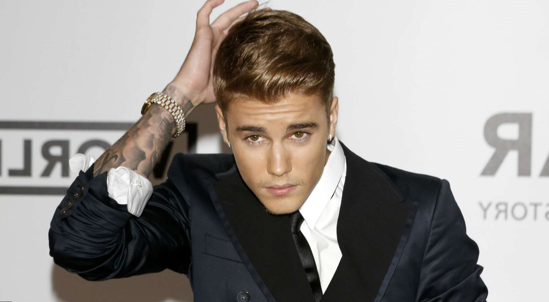 Justin Bieber Celebrity Hair Changes