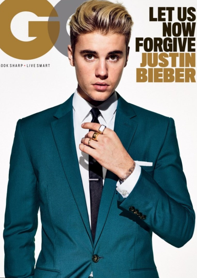 Justin Bieber Celebrity Hair Changes