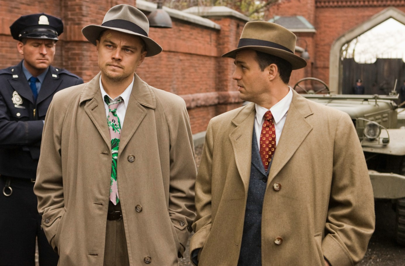 Image result for mark ruffalo shutter island