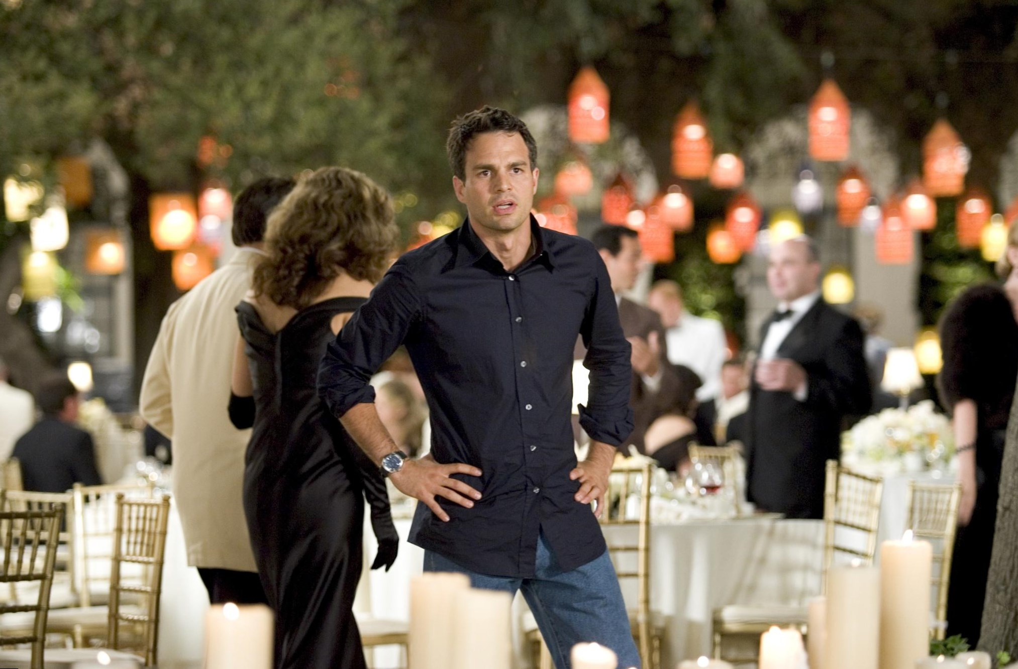 Mark Ruffalo in 'Rumor Has It'