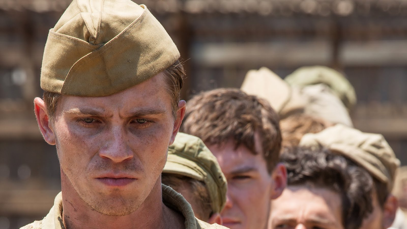 Garrett Hedlund best movies and TV show:unbroken