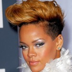 Rihanna – Celebrity Hair Changes