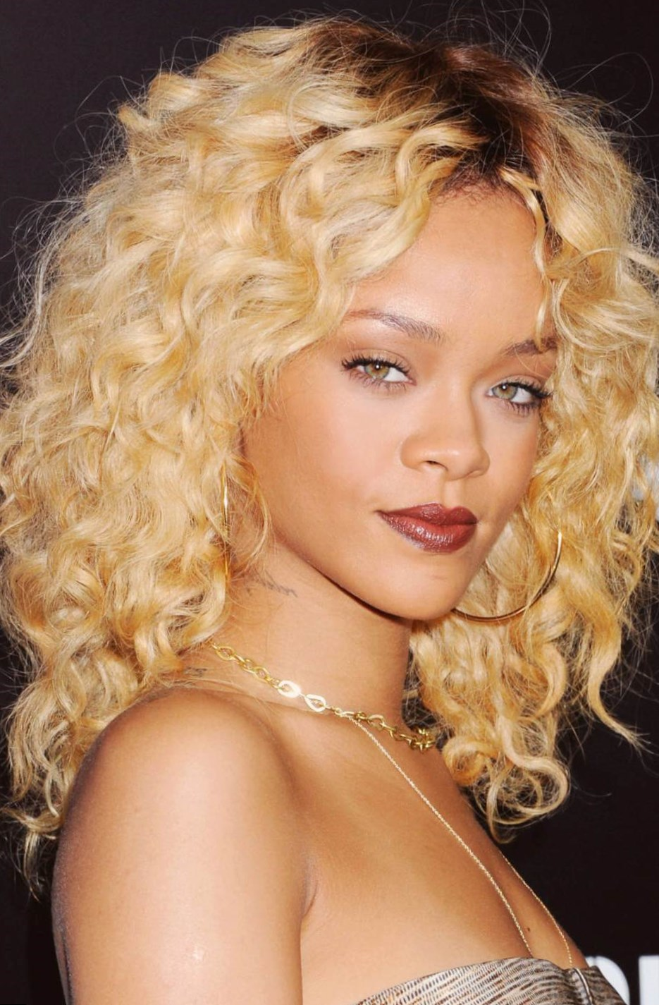 Rihanna Celebrity Hair Changes Really