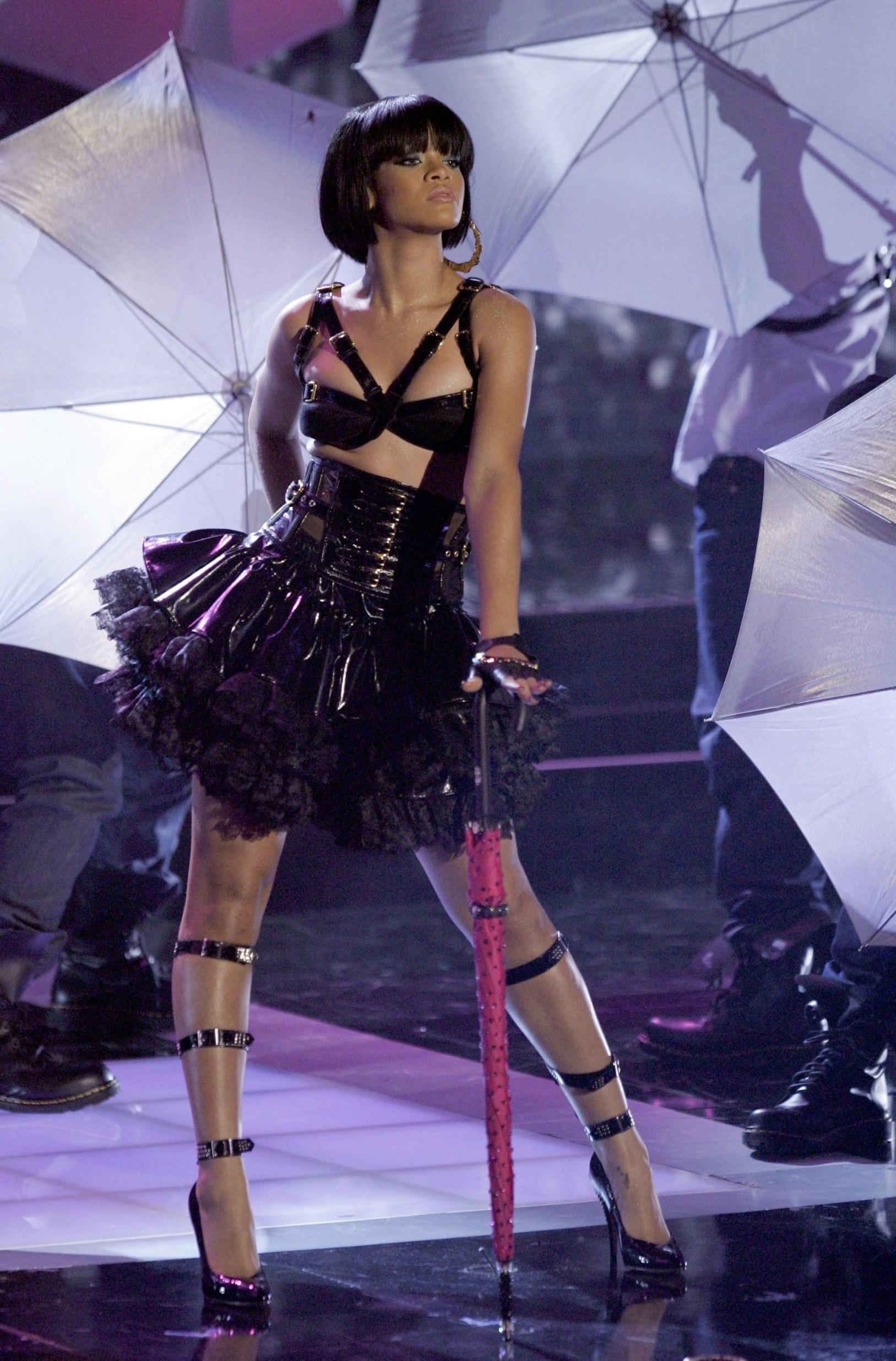 Rihanna Celebrity Style