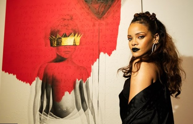 Rihanna Celebrity Weight, Height and Age