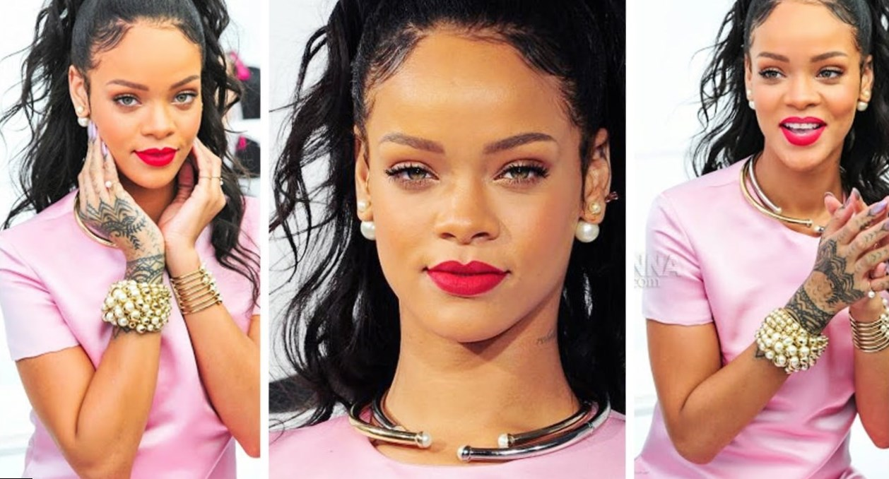 Rihanna Top 20 Celebrity Facts