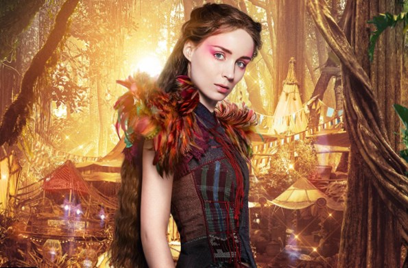 Roonie Mara best movies and TV shows:pan-tigers-lily